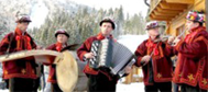 Ukrainian folk group